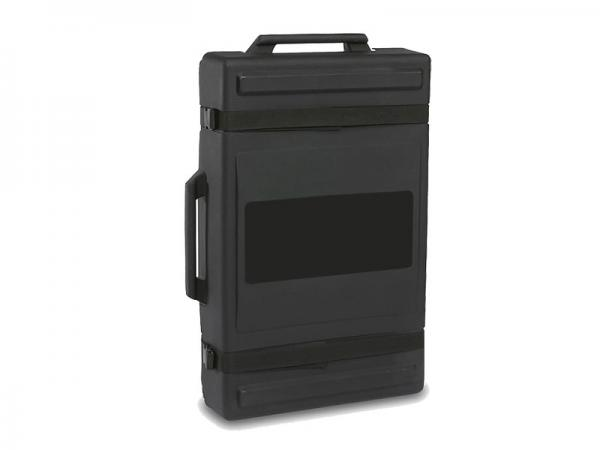 OTM-551 Roto-molded Case with Wheels and Internal Packaging -- Image 1