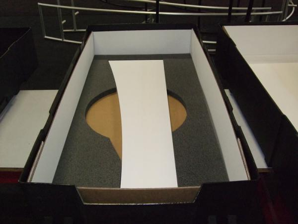 Standard Die-cut Foam Packaging (Sacagawea Hybrid Example) -- Image 3