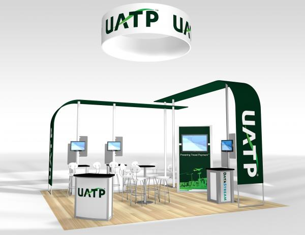 RE-9006 Trade Show Rental Exhibit -- Image 1
