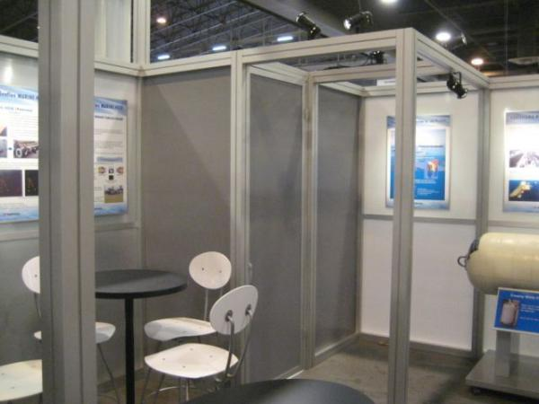 RE-9025 Rental Exhibit / 20� x 20� Island Trade Show Display � Image 11