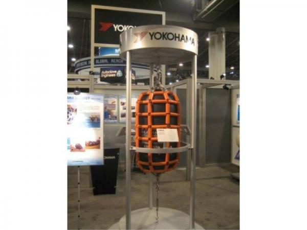 RE-9025 Rental Exhibit / 20� x 20� Island Trade Show Display � Image 6