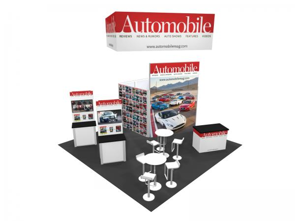 RE-9082 Automobile Trade Show Rental Exhibit -- Image 5