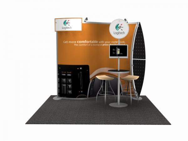 VK-1078 Portable Trade Show Display  -- Image 2