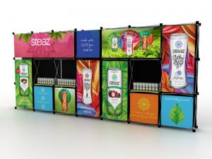 FG-203 Trade Show Pop Up Display -- Image 2