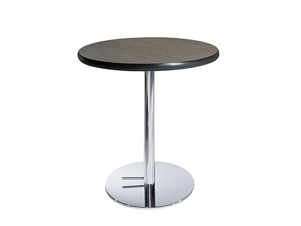 "30"" Round Madison Café Table w/ Hydraulic Base -- Trade Show Furniture Rental"