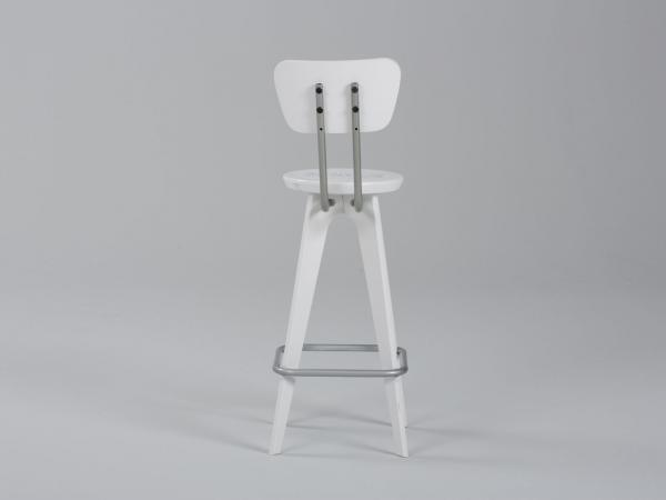 OTM Portable Chair with Seatback -- Back View