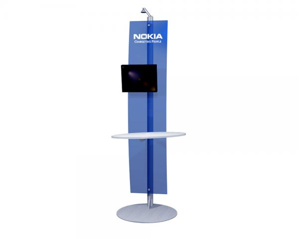 MOD-1164 Trade Show Workstation or Kiosk