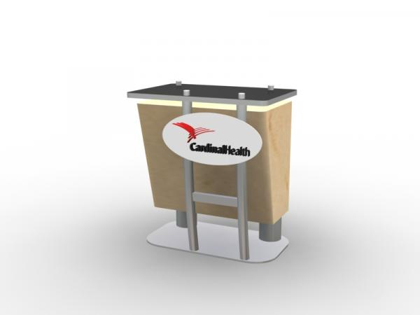 MOD-1214 Trade Show Counter -- Image 1