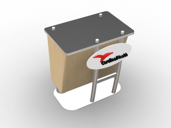 MOD-1214 Trade Show Counter -- Image 3