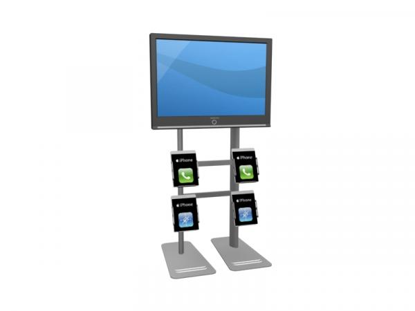 MOD-1244 Workstation/Kiosk for Trade Shows or Events -- Image 1