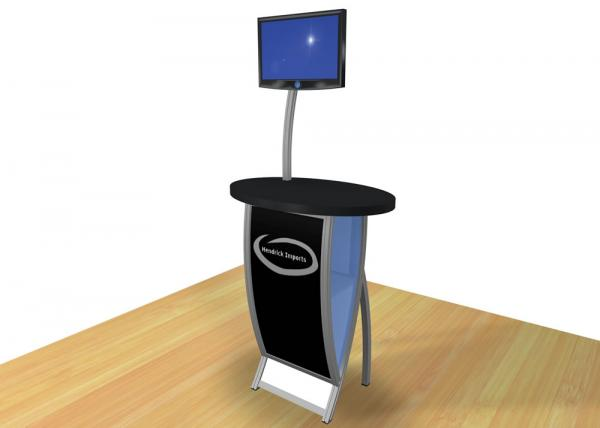 VK-1605 Tradeshow Workstation or Kiosk -- Image 3