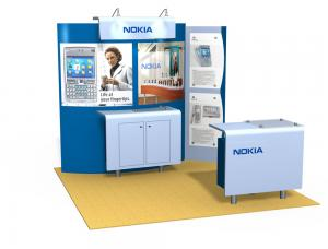 LTK-5012 Custom Modular Trade Show Display