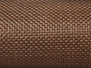 Chilewich Tiles with BioFelt - Basketweave