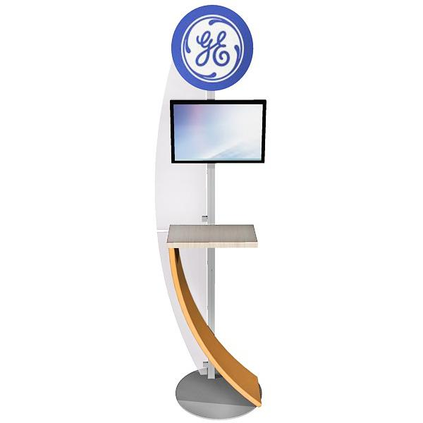 ECO-14K Sustainable Kiosk