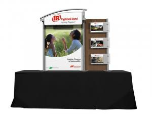 ECO-102T Sustainable Table Top Display