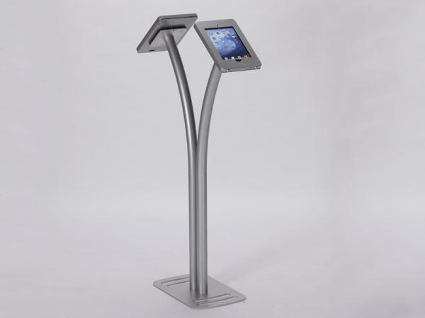 See the MOD-1334 for the Portable iPad Kiosk Version