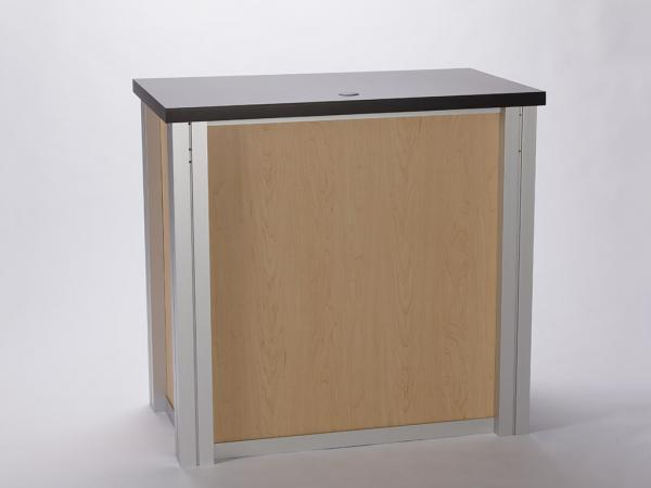 RE-1202 Rental Display / Rectangular Counter / Workstation -- Image 3