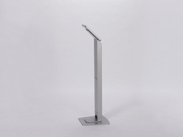 RE-1237 iPad Kiosk / MOD-1312 Silver -- Image 1