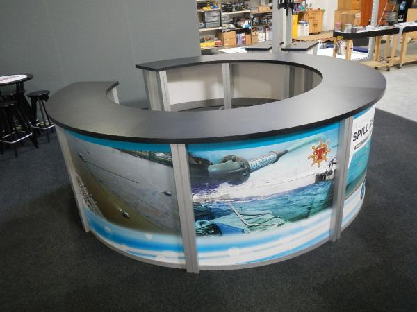 RE-1226 Rental Display / Counter / Workstation -- Image 2