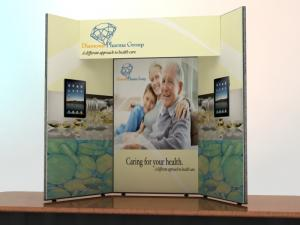 FT-05 Portable Tabletop Display
