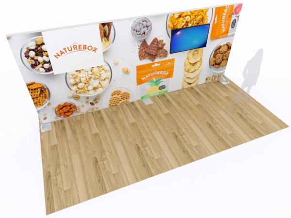 VK-2966 SEGUE Inline Exhibit with Fabric Graphic -- Image 2
